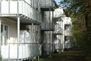 Balkonsanierung, Augsburg