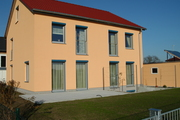 Passivhaus, Königsbrunn